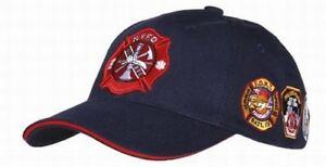 Gorra-Beisbol-de-Las-Bomberos-US-New-York-Fire-Departamento-Nyfd