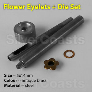 Flower-Eyelets-Punch-Die-Tool-Set-Printing-Leather-Paper-Craft-Sewing-Card-5mm