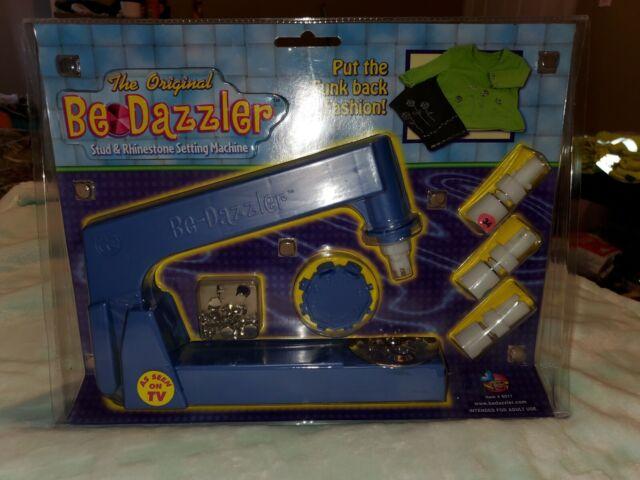 The Original Bedazzler Stud & Rhinestone Setting Machine ...