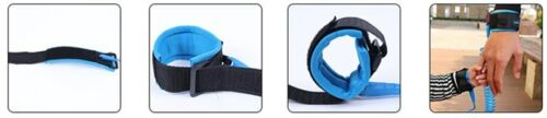 UK Child Kid Anti-lost Safety Leash Wrist Link Harnes Strap Rein Traction Rope