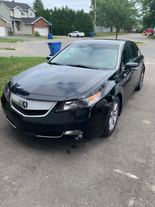 2013 Acura TL Tech Package 11000$