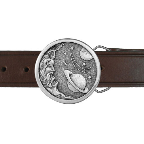 Man in the Moon in Space Buckle and Belt 08-Z99B IMC-Retail