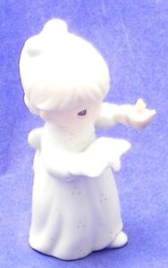 """PRECIOUS MOMENTS ORNAMENT"""" ONCE UPON A HOLLY NIGHT"""" 90"""