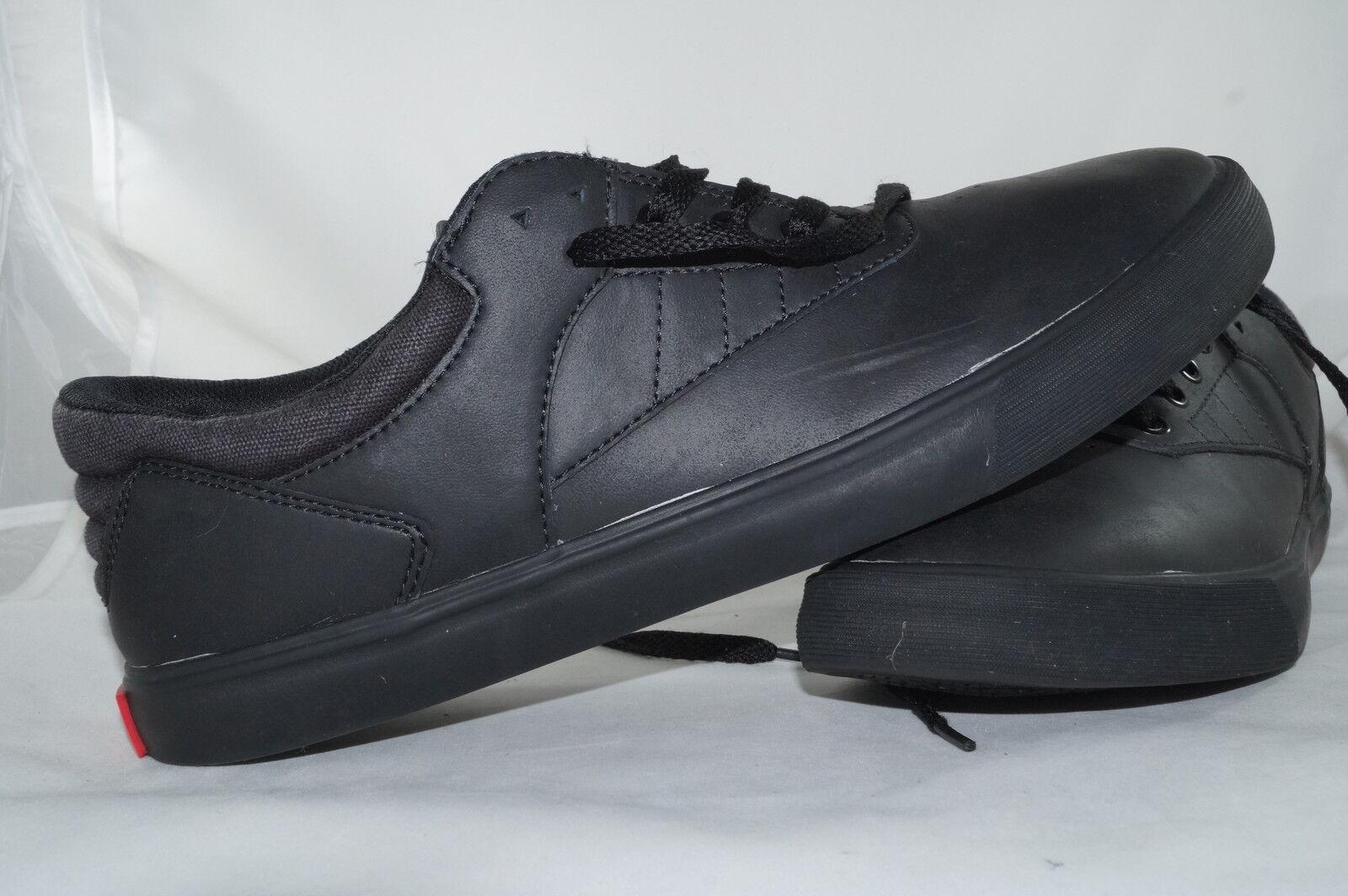 Supra Spectre Griffin LOW Gr:46 Schwarz Skater Sneakers
