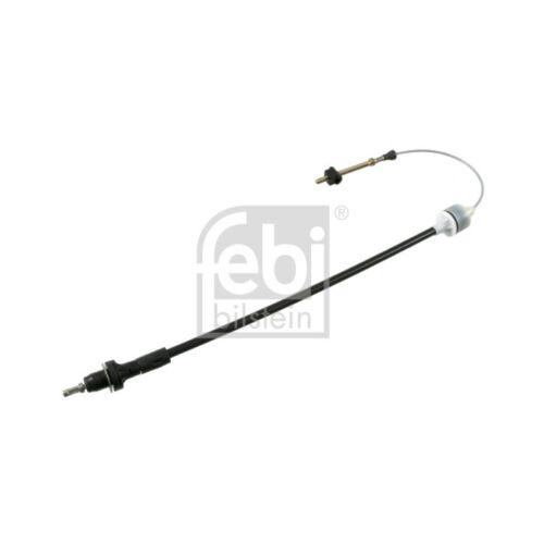 Febi Kupplungsseil 794mm Opel Combo Corsa B Tigra für Linkslenker