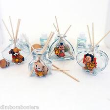 Stock Bomboniere profumatori vetro animaletti per battesimo comunione compleanno