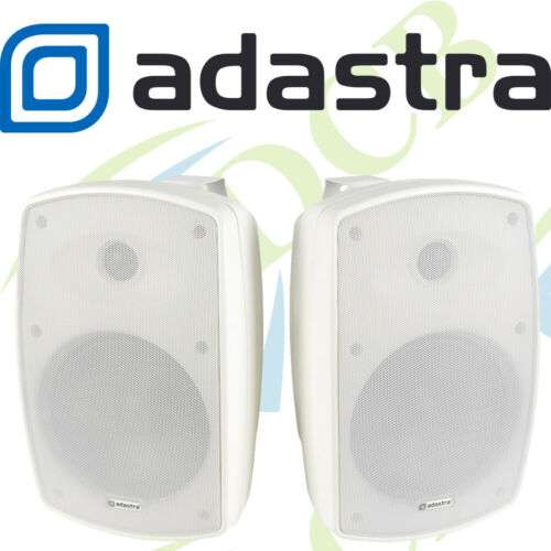 """BH Series Indoor//Outdoor 6.5/"""" 100W White Background Speakers Supplied in Pairs"""
