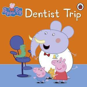 Peppa-Pig-Dentist-Trip-by-Ladybird-NEW-Book-FREE-amp-FAST-Delivery-Paperback