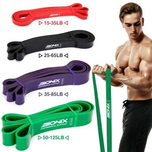 Resistance-Bands-Pull-Up-Heavy-Duty-Set-Assisted-Exercise-Tube-Home-Gym-Fitness