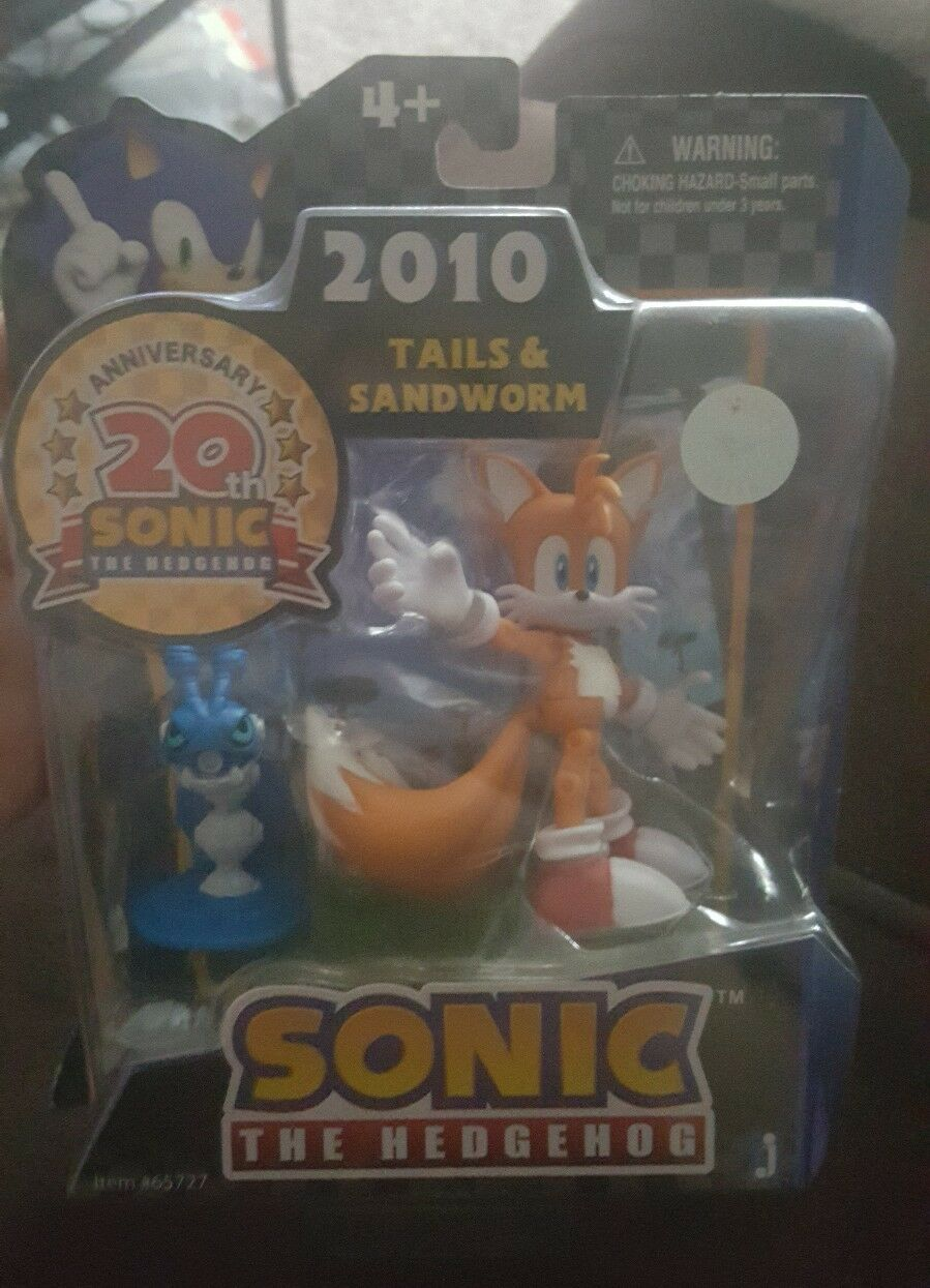 20th Anniversary Tales & Sandworm Collectible figures (2010)