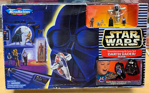 Micro-Machines-Star-Wars-Darth-Vader-Bespin-Galoob-1996-Brand-New-In-Box