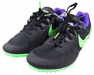 NEW NIKE ZOOM Rival M8 Sprint TRACK SPIKES Cleats Shoes Size 11.5 ... 98023be39e1d1