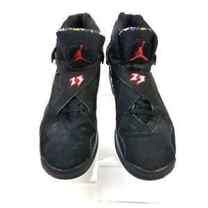 wholesale dealer b6427 366c7 Image is loading Nike-Air-Jordan-8-VIII-Retro-Playoff-GS-