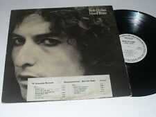 "Bob Dylan 12"" Promotional LP Hard Rain Promo Not For Sale Columbia White Label"