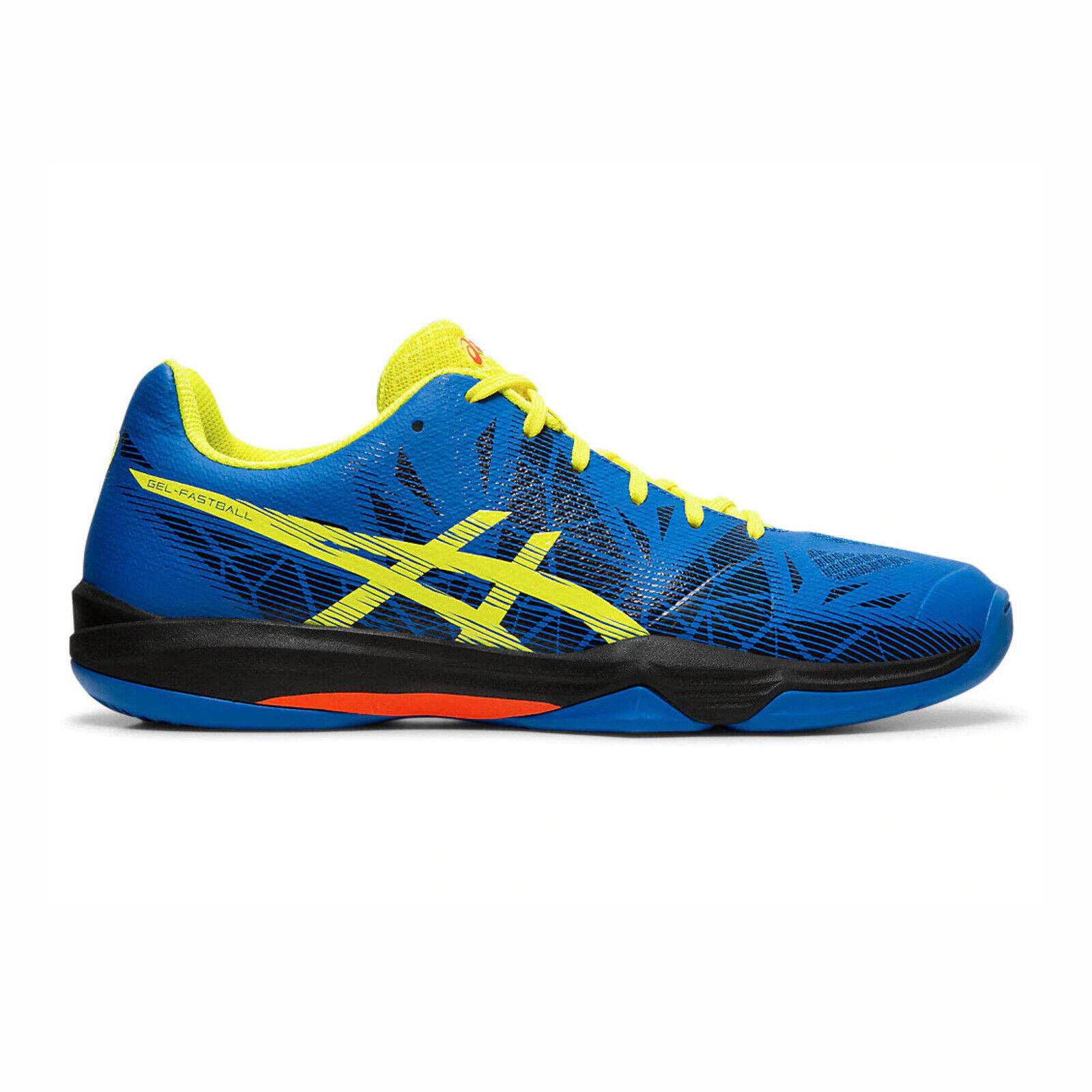 Asics GEL -Fastball 3 Men  Badminton scarpe Lake Drive  Sour Yuzu  in vendita
