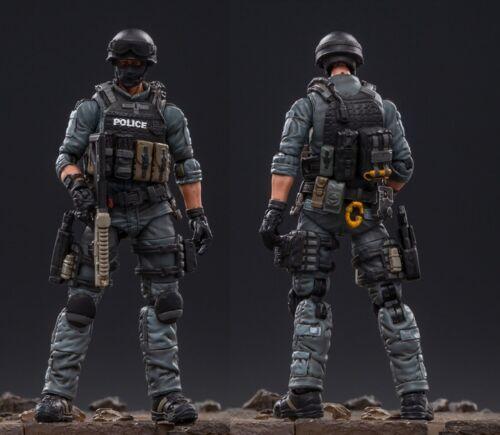 GI Acid JoyToy Joy Toy Riot Police Force City Police 1//18 Figure B ONLY