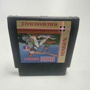 RBI BASEBALL R.B.I ORIGINAL NINTENDO SYSTEM AUTHENTIC GAME NES TESTED