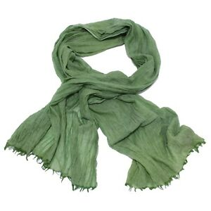 Image is loading 1364Y-sciarpa-unisex-DONDUP-green-mix-wool-scarf- 7a550712992