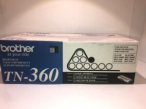 2 New Genuine Factory Sealed Brother TN-330 Toner Cartridges TN330