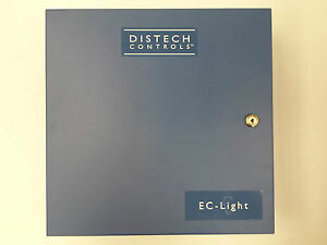 Distech-EC-Light-8-Relay-Programmable-Lighting-Control-DDC-347-VAC