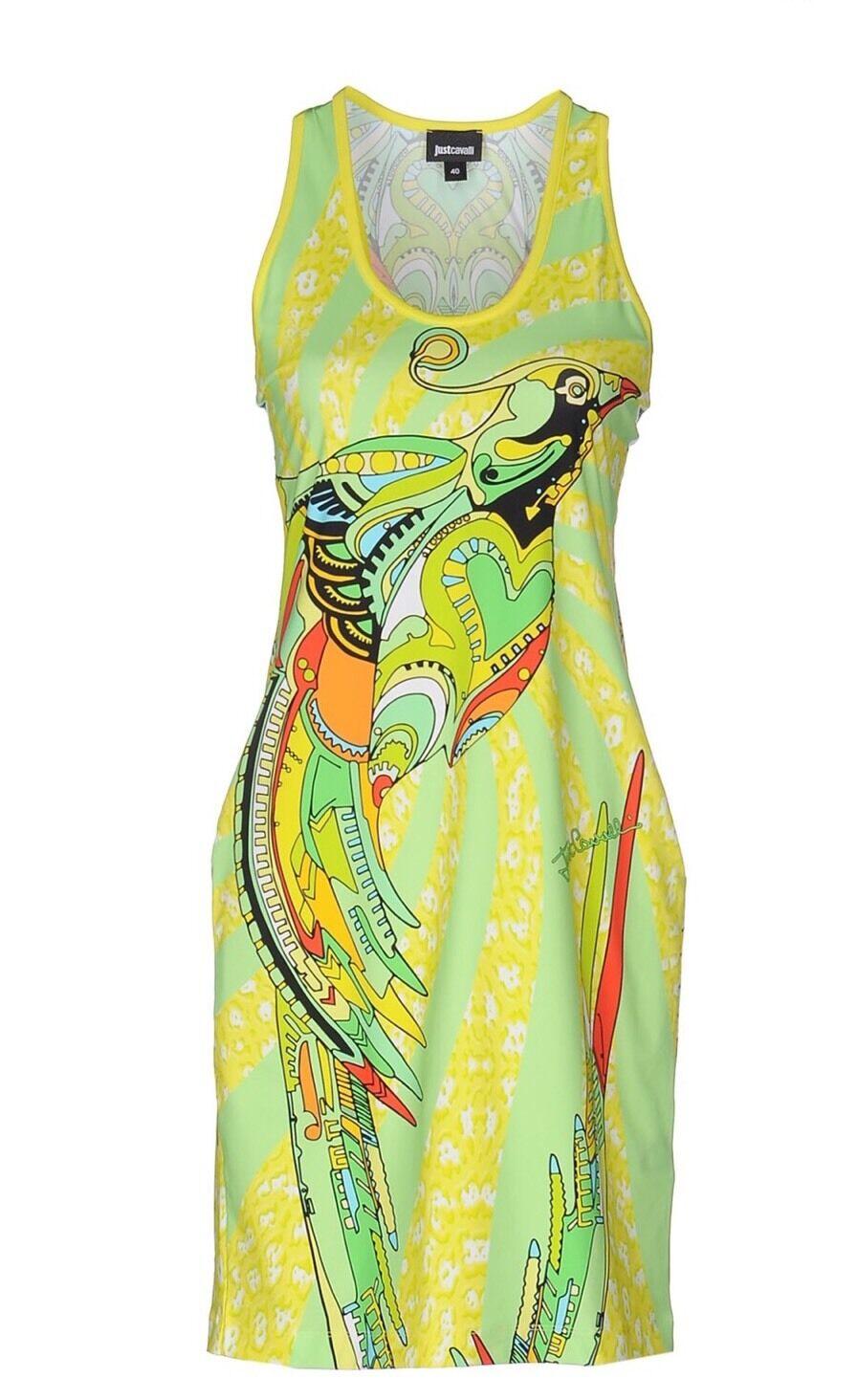 Just Cavalli Abito Vestito Dress Original damen damen P E 2016 Campionario Tg.42