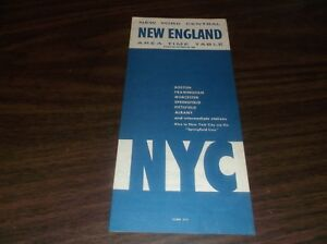 OCTOBER-1959-NEW-YORK-CENTRAL-NYC-NEW-ENGLAND-FORM-500-PUBLIC-TIMETABLE