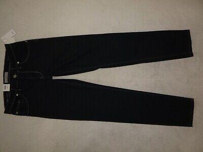 BRAX X/&more  CADIZ Jeans Straight  W 35 L30  schwarz NEU