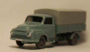A-S-S-WIKING-ALTER-LKW-FORD-2500-PRITSCHE-GRUNBLAU-GK-466-3A-CS-605-2A-1-W-TOP
