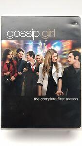 Gossip Girl Complete 1st Season DVD