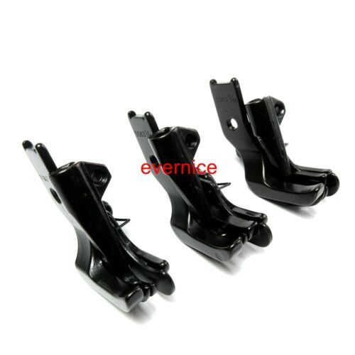3 Sets for HIGHLEAD GC0618-1SC WALKING FOOT  FEET with RIGHT EDGE GUIDE #S585
