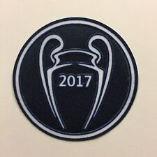 2017 UEFA Champions League winner patch - Real Madrid FC