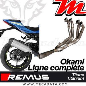 Ligne-Complete-Pot-echappement-REMUS-Okami-Coll-Inox-Suzuki-GSX-R-1000-R-2017