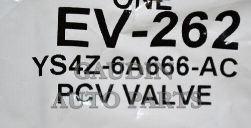 FORD OEM 00-04 Focus 2.0L-L4-Pcv Valve YS4Z6A666AC