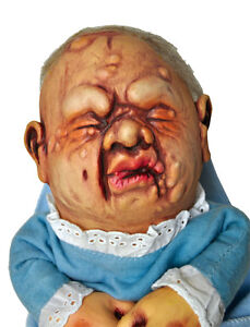 Ugly-Baby-Doll-Deformed-Demon-Puppet-Life-Size-NEW