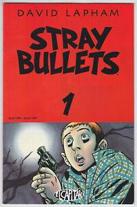Stray-Bullets-1-NM-9-2-El-Capitan-David-Lapham-First-Issue