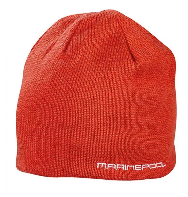 Marinepool, Mütze Assana Beanie Waterproof, orange