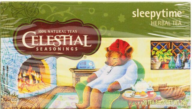 Celestial Seasonings Sleepytime Herbal Tea - 20 Teabags