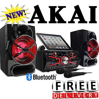 Karaoke Machine System Singing Bluetooth System LCD ...