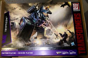 Transformers Platinum Edition Trypticon MISB