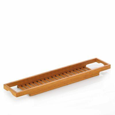 Kela badablage badewannenablage bañera puente bambú estante badewannenregal