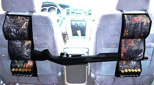 Back Seat Gun Holder Shotgun Truck Rack Vehicle Rack Car Hunting Rifle OAK