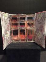 Madame Milly 9 Pc Lip Gloss & Nail Polish Gift Set