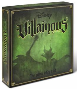 Worst Takes It All Board Game Christmas Present Gift NEW Disney Villainous