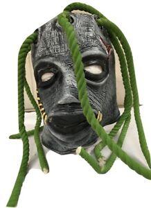 Corey-Taylor-dreadlocks-latex-Slipknot-Album-Masque-deguisementlacet-Halloween