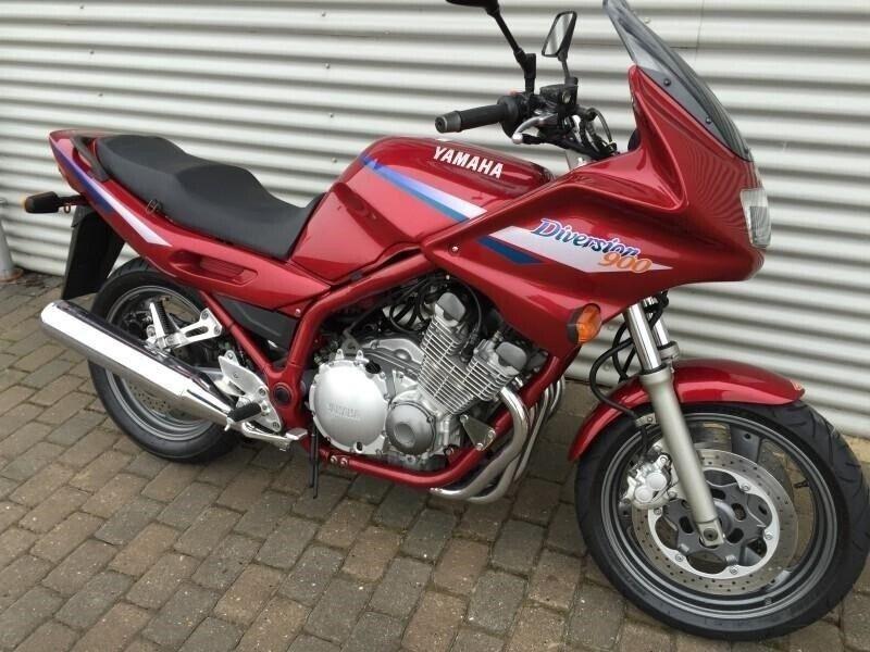 Yamaha, XJ 900 S Diversion, ccm 892 - dba.dk - Køb og Salg