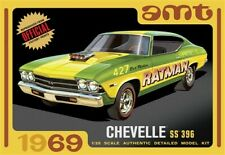 AMT 1/25 1969 Chevelle SS396 Car AMT1138