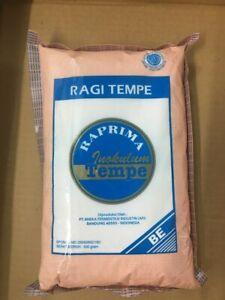 Asia Tempeh Starter Raprima Yeast Ragi Inokulum How To Make Homemade Tempeh Ebay