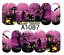 Nail-Art-Stickers-Transfers-Decals-Halloween-Ghosts-Bats-Pumpkins-Skulls-Blood miniatuur 10