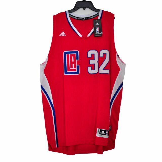 89ae54b15 adidas NBA Swingman Los Angeles Clippers Blake Griffin 32 Jersey size 2XL  NWT