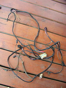 image is loading 1972-plymouth-barracuda-headlight-wiring-harness-oem-70-